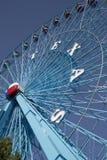 在得克萨斯状态市场的弗累斯大转轮  库存图片