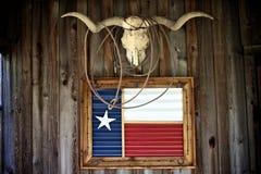 仅在得克萨斯 免版税库存照片