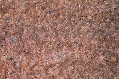 在恶劣的情况的红色生锈的年迈的难看的东西金属表面纹理 免版税库存照片