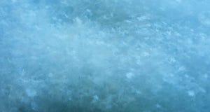 在您的桌面上的冬天背景 由雪花做的背景 雪花的一个无数数字 免版税库存图片