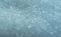 在您的桌面上的冬天背景 由雪花做的背景 雪花的一个无数数字 免版税图库摄影
