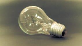 在想法概念的灯 库存照片