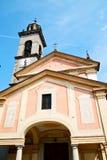 在意大利和阳光的纪念碑老建筑学 免版税库存照片