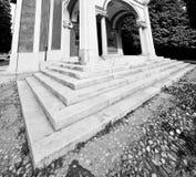 在意大利欧洲米兰宗教a的纪念碑老建筑学 图库摄影