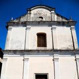 在意大利欧洲米兰宗教a的纪念碑老建筑学 库存图片