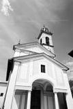 在意大利欧洲米兰宗教a的纪念碑老建筑学 免版税库存照片