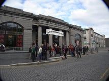 在戈尔韦/Irland的Filmfestival 免版税库存照片