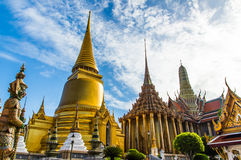在我的lifes的泰国建筑学 图库摄影