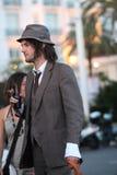 在戛纳电影节的喷气机大气2013年 免版税库存图片