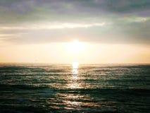 在所有它伟大的辉煌的太阳 库存照片