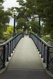 在托伦斯的桥梁 免版税库存图片