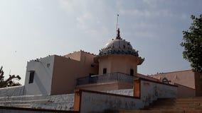 在拉贾斯坦的上帝寺庙 免版税库存照片