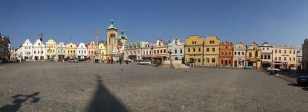 在捷克共和国的Havlickuv Brod 免版税库存照片