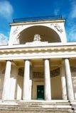 在捷克共和国2的阿波罗寺庙 免版税库存照片