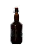 在摇摆上面短路线圈测试仪的Homebrew啤酒 免版税库存照片