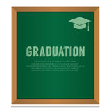在教育概念上的毕业 免版税图库摄影