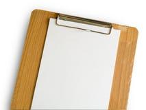 在文件的文件检查的 免版税库存照片