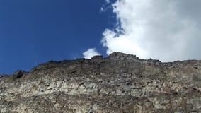 在斯内克河的峡谷屏障 免版税库存图片