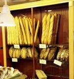 在新鲜上添面包 免版税库存图片