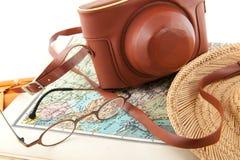 在旅行世界范围内 免版税库存图片