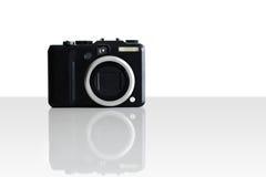 在日本制造的一台10 megapixel照相机 库存照片