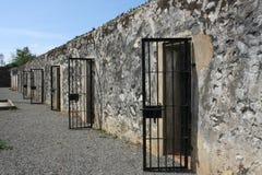 在昆仑岛海岛上的监狱 库存图片