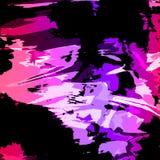 在明亮的颜色的抽象传染媒介背景 免版税图库摄影