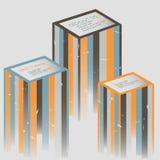 抽象网站设计 免版税库存照片