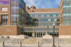 在明尼苏达大学的克夫曼纪念联合 免版税库存图片