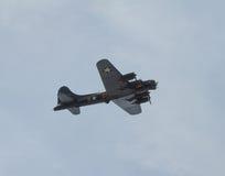 在星期天Avro飞行堡垒威斯顿空气节日威斯顿s母马2014年6月22日 库存照片
