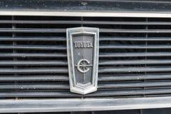 在显示的丰田光环1969年 库存照片