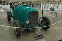 在显示的福特1932年 免版税图库摄影