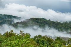 在普吉岛的雨天在泰国 图库摄影