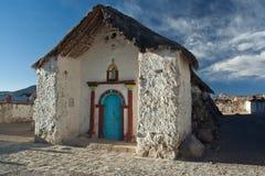 在智利的城堡 免版税库存图片