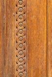 在木头的模式 免版税库存图片