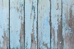 在木头6的老油漆 库存照片