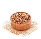在木弓的荞麦 免版税图库摄影