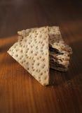 酥脆面包 免版税库存照片