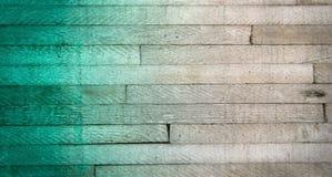 在木纹理的蓝色颜色 免版税库存图片