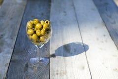 在杂货的橄榄,自然产品 免版税库存照片