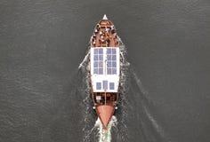在杜罗河的旅游业 免版税库存照片