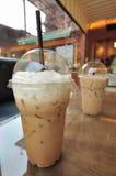 在杯子的咖啡 免版税库存图片