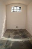 在林肯城堡的维多利亚女王时代的(19世纪)监狱 免版税库存图片