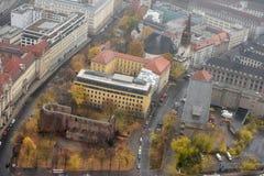 在柏林,德国的看法 免版税库存照片
