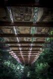 在桥梁下在Sedona 库存图片