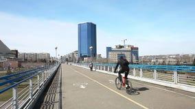 在河的桥梁 股票录像