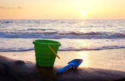 在沿海的夏天 库存照片