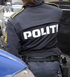 在法院的DENMARK_police 库存图片