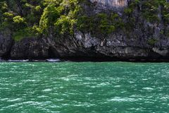 在泰国使安达曼海, Trang顶面旅游胜地,美丽的目的地在亚洲,暑假,室外vacatio环境美化 免版税库存图片