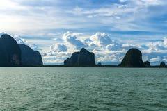 在泰国使安达曼海, Trang顶面旅游胜地,美丽的目的地在亚洲,暑假,室外vacatio环境美化 库存照片